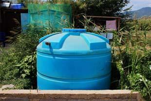 Cuidados ao limpar caixa d'água
