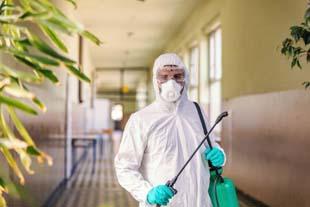 Sanitização de ambientes: como realizar corretamente